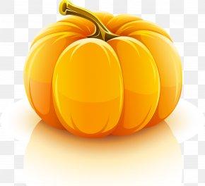 Great Pumpkin - Pumpkin Pie Halloween Clip Art PNG