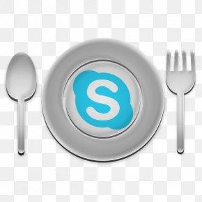 Skype Cliparts - Skype Fork Website Clip Art PNG