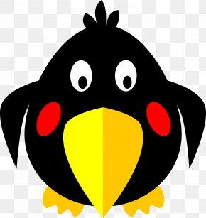 Blackbird Cliparts - Bird Common Raven Cartoon Clip Art PNG