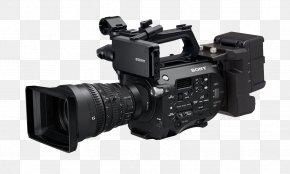 Sony New Camera - Sony XDCAM Active Pixel Sensor U7d22u5c3c Camcorder PNG