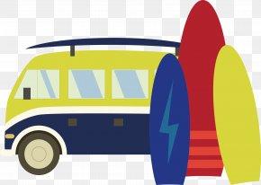 Surfing Logo Design - Car Automotive Design Drawing Illustration PNG