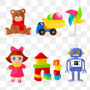Vector Doll - Doll Toy Euclidean Vector PNG