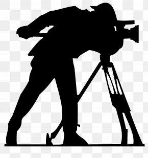 Camera - Photographic Film Movie Camera Video Production Logo PNG