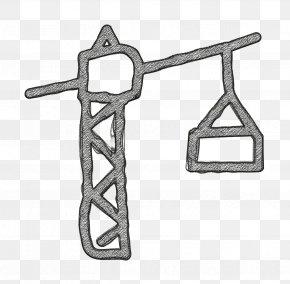 Metal Symbol - Building Icon Construction Icon Contructor Icon PNG