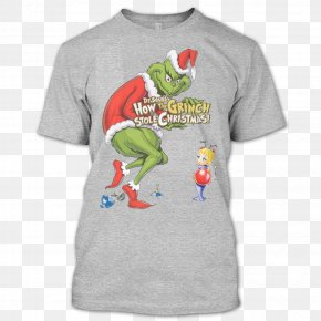 Dr Seuss - How The Grinch Stole Christmas! Cindy Lou Who Whoville A Very Crappy Christmas PNG