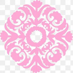 Damask Desktop Wallpaper - Islamic Design Clip Art PNG