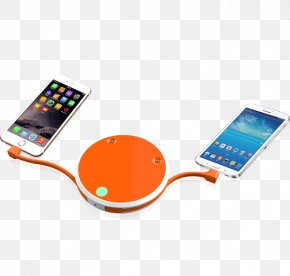 Smartphone - Smartphone Battery Charger Feature Phone IPhone 7 Telephone PNG