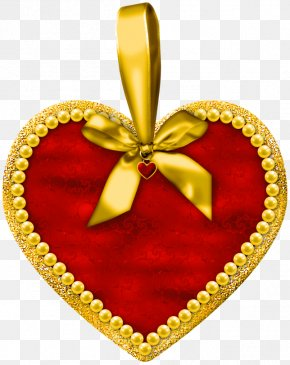 Heart With Bow PNG Clipart - Birthday Wish Valentine's Day Heart Love PNG