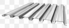 Metal Roof - Deck Metal Roof Material Steel PNG