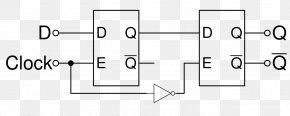 Flip-flop Edge Triggered Signal Edge Electronics Logic Gate PNG