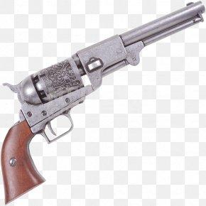 Handgun - Trigger Colt Dragoon Revolver Firearm Colt's Manufacturing Company PNG