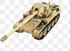Tank - World Of Tanks Germany Self-propelled Gun Tank Destroyer PNG