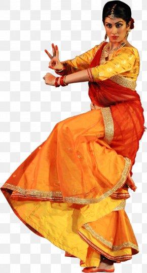 Dancing Ganesh Art - Kathakali Indian Classical Dance Folk Dance PNG