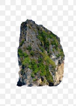 Rock Pic - Ko Poda Mineral Outcrop Igneous Rock PNG