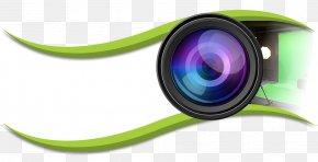 Camera Logo - Video Cameras Camera Lens Clip Art PNG