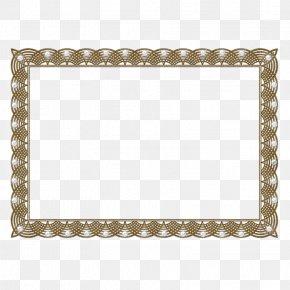 Rectangular Frame PNG