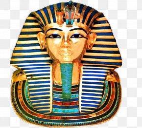 Pharaoh - Tiye Tutankhamun's Mask Ancient Egypt Pharaoh Mummy PNG