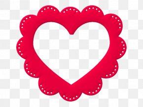 Valentine's Day - Valentine's Day Love Heart Gift Clip Art PNG