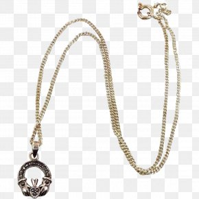 NECKLACE - Earring Jewellery Necklace Claddagh Ring Clothing Accessories PNG