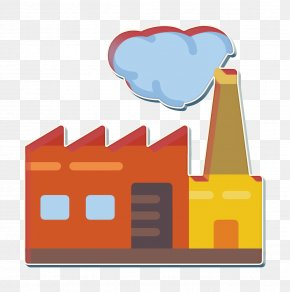 House Factory Icon - Pollution Icon Industry Icon Factory Icon PNG
