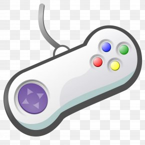 Gamepad Symbol Icon - Video Game Consoles Game Controllers Clip Art PNG
