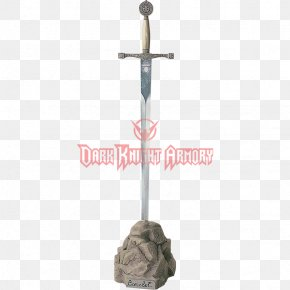 Sword In The Stone - The Sword In The Stone Excalibur Arthurian Romance PNG