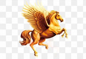 Pegasus - Wing Flight PNG