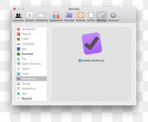 Evernote Dropbox - Airmail Computer Software Email Client MacOS PNG