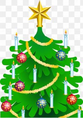 Christmas Tree - Christmas Tree Display Resolution PNG