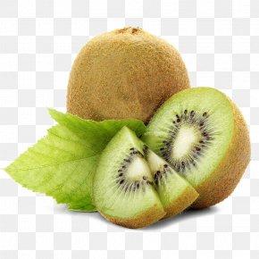 Kiwi Slices - Milkshake Kiwifruit Actinidia Deliciosa PNG