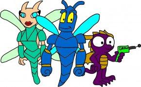 Parents Pictures - Skylanders: Spyro's Adventure Spyro The Dragon Parent Father Clip Art PNG