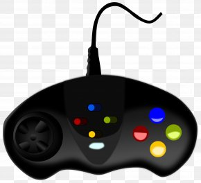 Gamepad - PlayStation 4 Video Game Consoles Game Controllers Clip Art PNG
