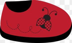 Ladybug - Infant Baby Shower Clip Art PNG