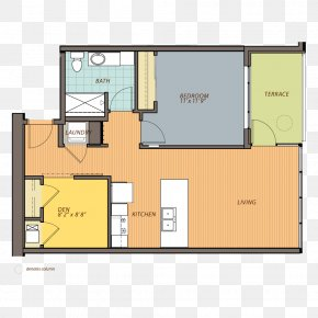Apartment - Ovation 309 Floor Plan Apartment Bedroom Renting PNG