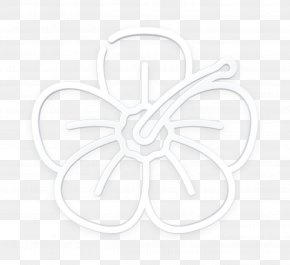 Emblem Symbol - Tropical Icon Flower Icon PNG