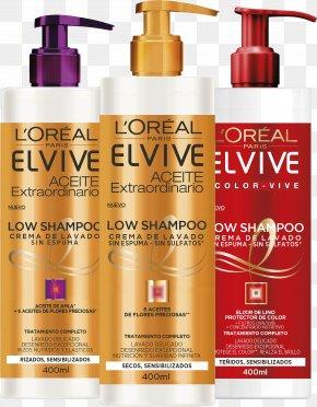 Shampoo PNG - Shampoo Hair Coloring L'Oréal Washing PNG