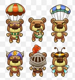 Bear Honey - Battle Bears Gold World Of Warcraft Video Game User Interface PNG