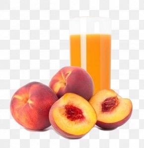 Juicy Peach Juice - Juice Nectarine Saturn Peach Fruit Apricot PNG