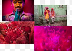 Holi - Magenta Abdel Kawi M. Dello Russo Mondi Religiosi (epub) Purple Violet PNG