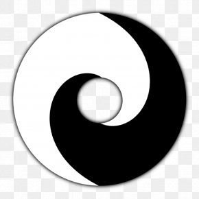 Yin Yang - Tai Chi Tao Te Ching Taijitu Qi PNG