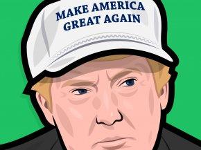 Donald Trump - United States Donald Trump Vine YouTube Management PNG