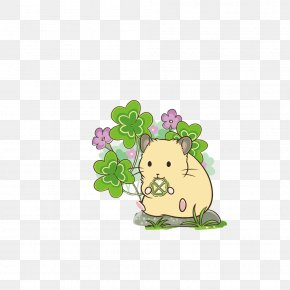 Clover Small Hamster - Hamster Clover PNG