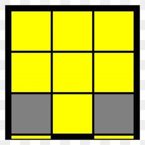 Rubik's Cube Card - Rubik's Cube Drawing Clip Art PNG