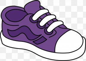 Shoe - Sneakers Shoe Clip Art PNG