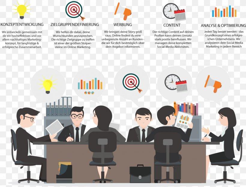 Digital Marketing Management Microsoft Powerpoint Template