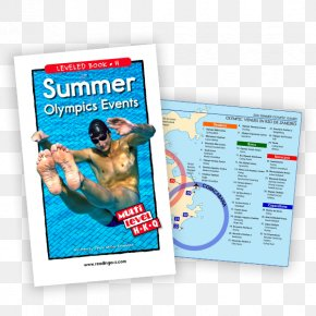 Summer Theme - Reading Olympic Games 2016 Summer Olympics Book Text PNG