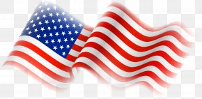 American Flag - Flag Of The United States Thirteen Colonies Clip Art PNG