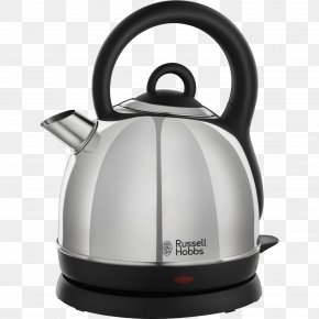 Kettle Pic - Kettle Russell Hobbs Toaster Dualit Limited Small Appliance PNG