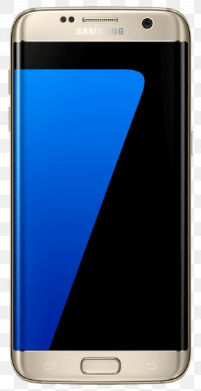 Galaxy S7 Edge - Samsung Galaxy S Plus Telephone 4G Android PNG
