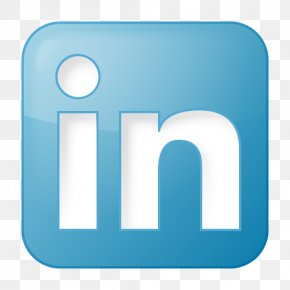 Similar Icons With These Tags: Social Box Logo Blue Twitter Linkedin - Social Media LinkedIn Social Network Social Bookmarking PNG